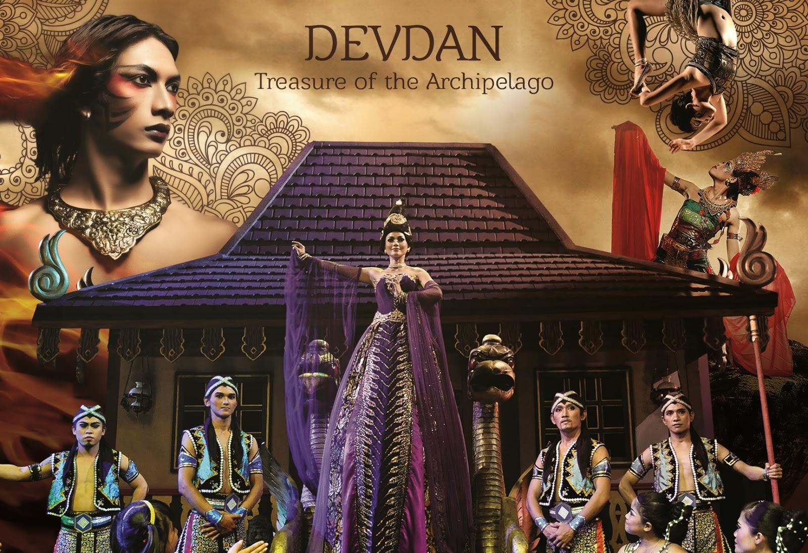 Devdan Show@balisaritour.com