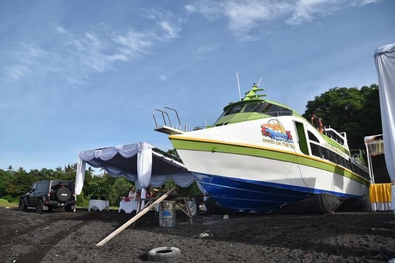 Fast Boat Baru Persembahan Wahana Gili Ocean.