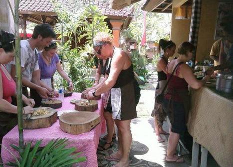 ambangan Bali Cooking Classs