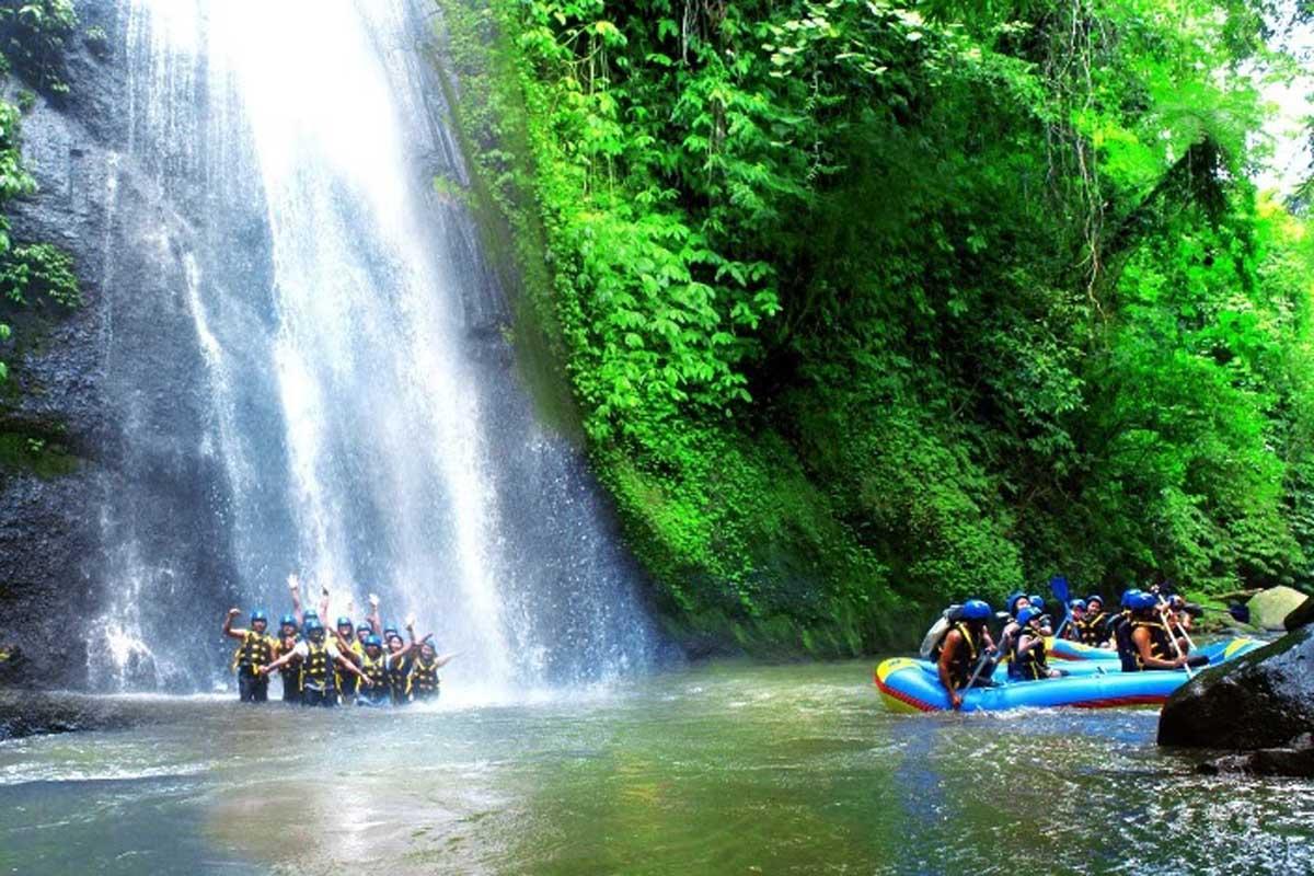 Wisatapulauseribu Mei 2011 Tiket Rafting Sungai Ayung Bali Ter Short Wisata Bahari Lamongan
