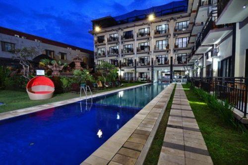 The Aromas Bali Hotel