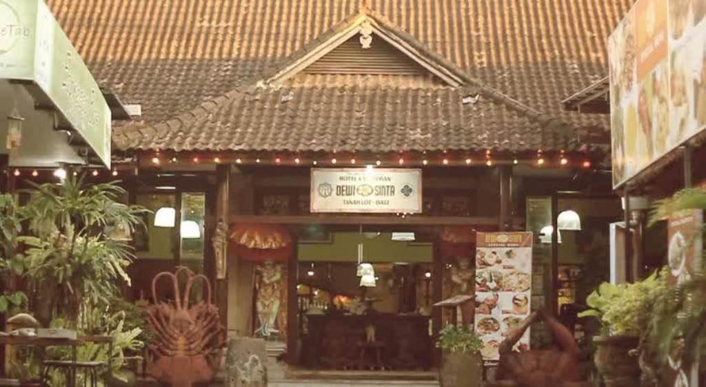 Dewi Sinta Restaurant - Bali Sari Tour