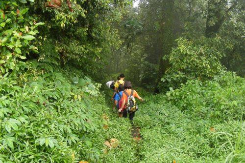 trekking di Bali
