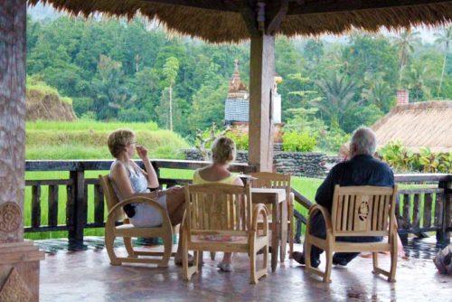 Gong Jatiluwih Restaurant..