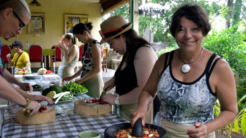 Paon Bali Cooking Class2